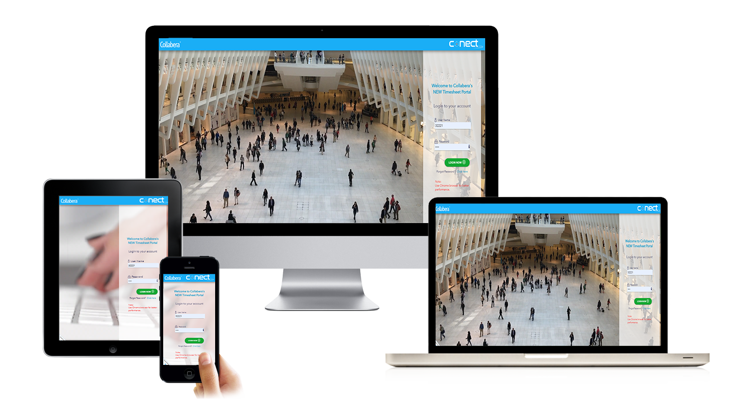 CONECT- Employee Engagement Portal