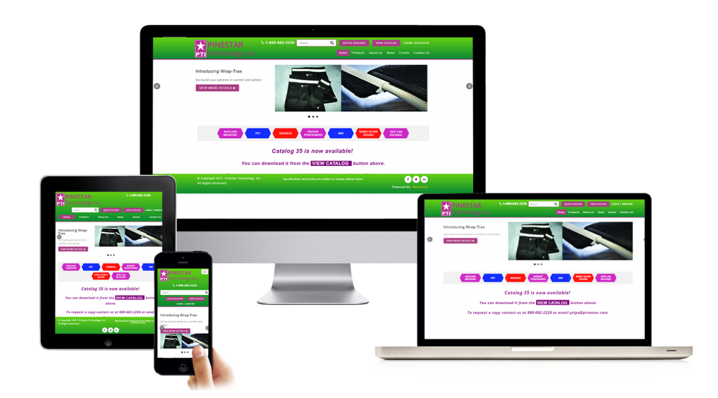Content Management System and Quote Builder App